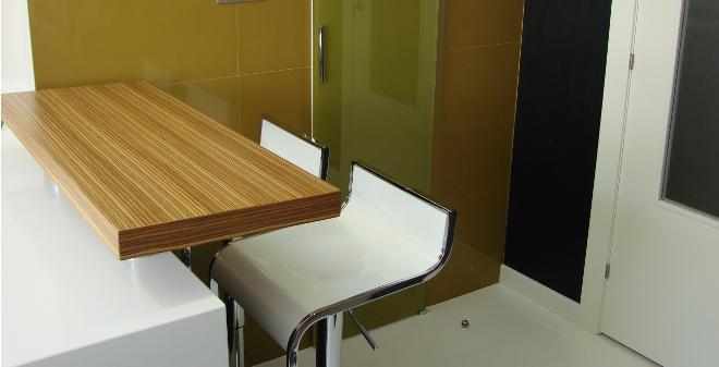 Diseño interior y reforma de piso. absarquitectos